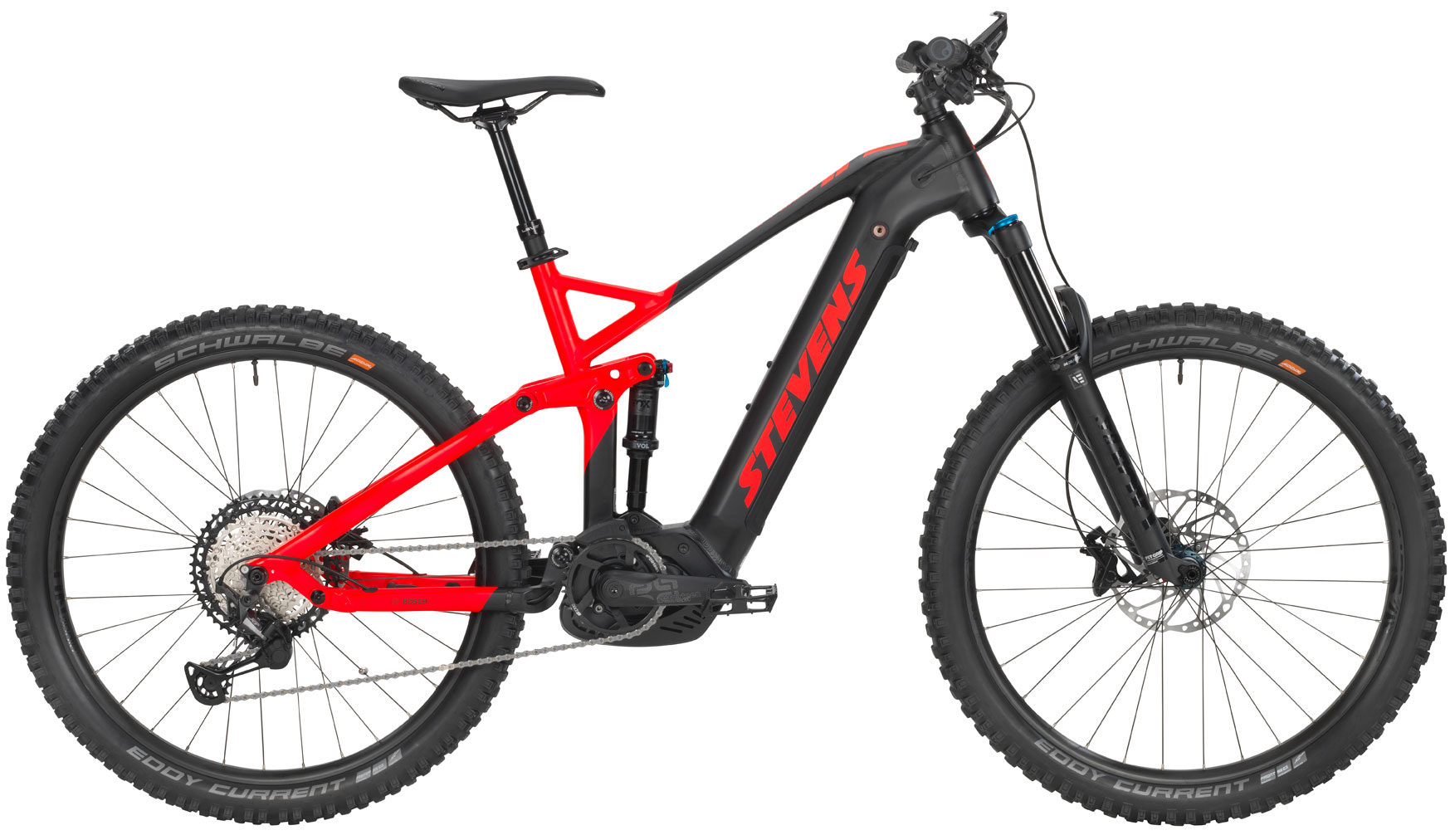 Stevens E-Pordoi E-Mountainbike Fully