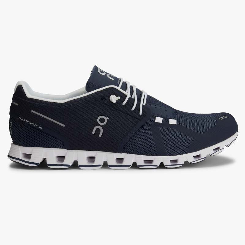 On Cloud (navy/white) Laufschuh Herren