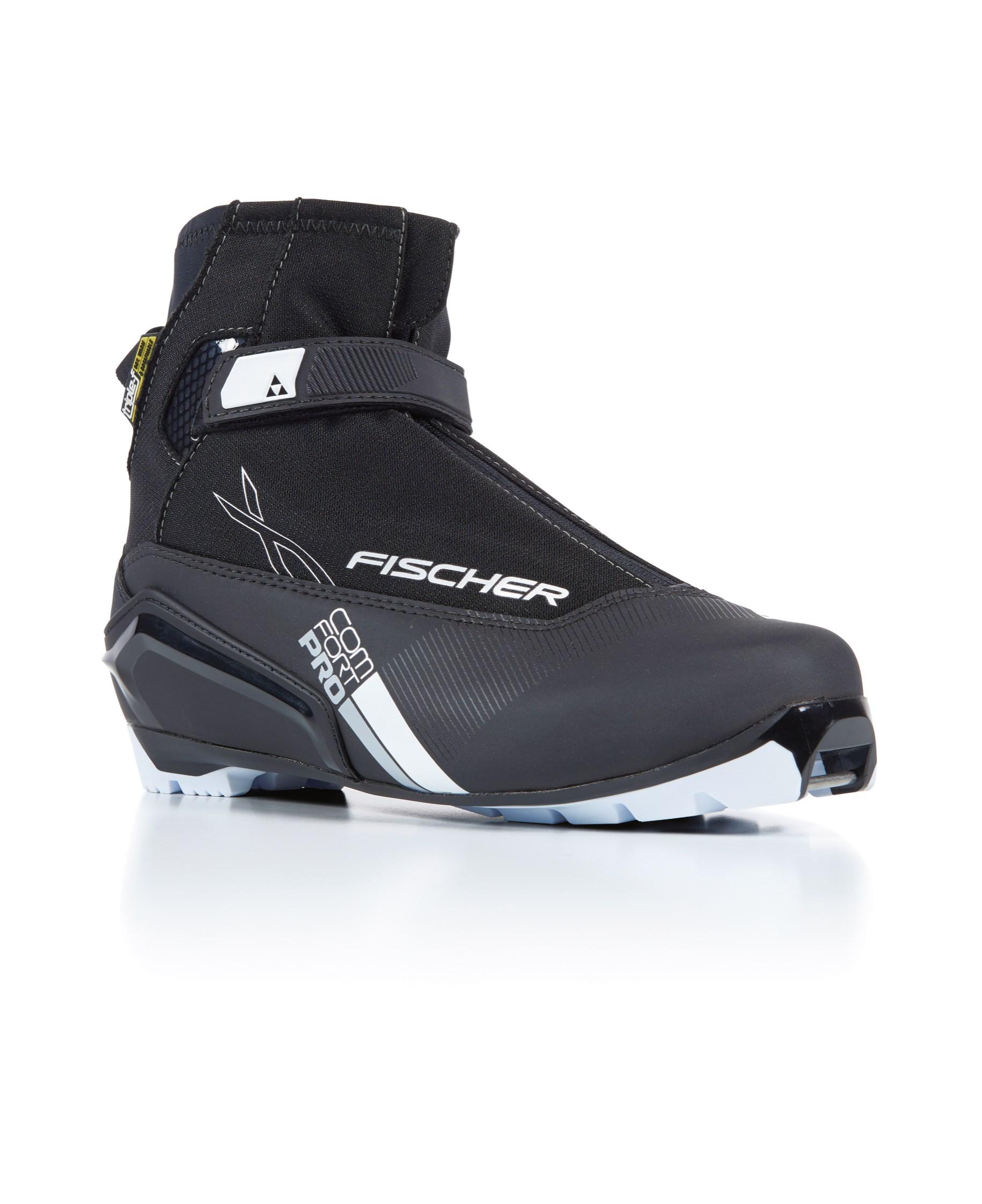 Fischer Langlaufschuh XC Comfort Pro black silver