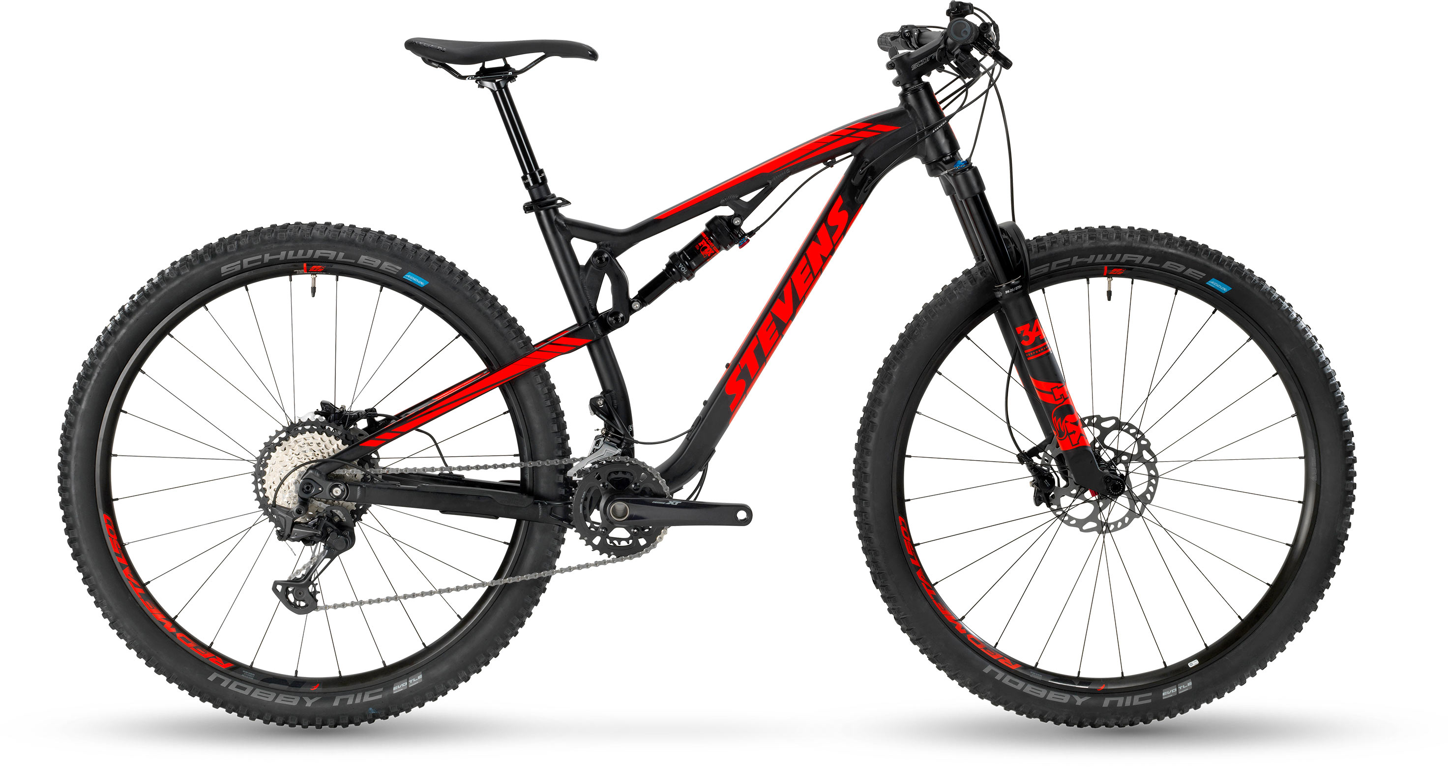 Stevens Jura ES Mountainbike Fully