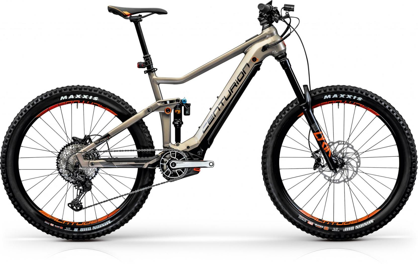 Centurion No Pogo E R2600i E-Mountainbike Fully