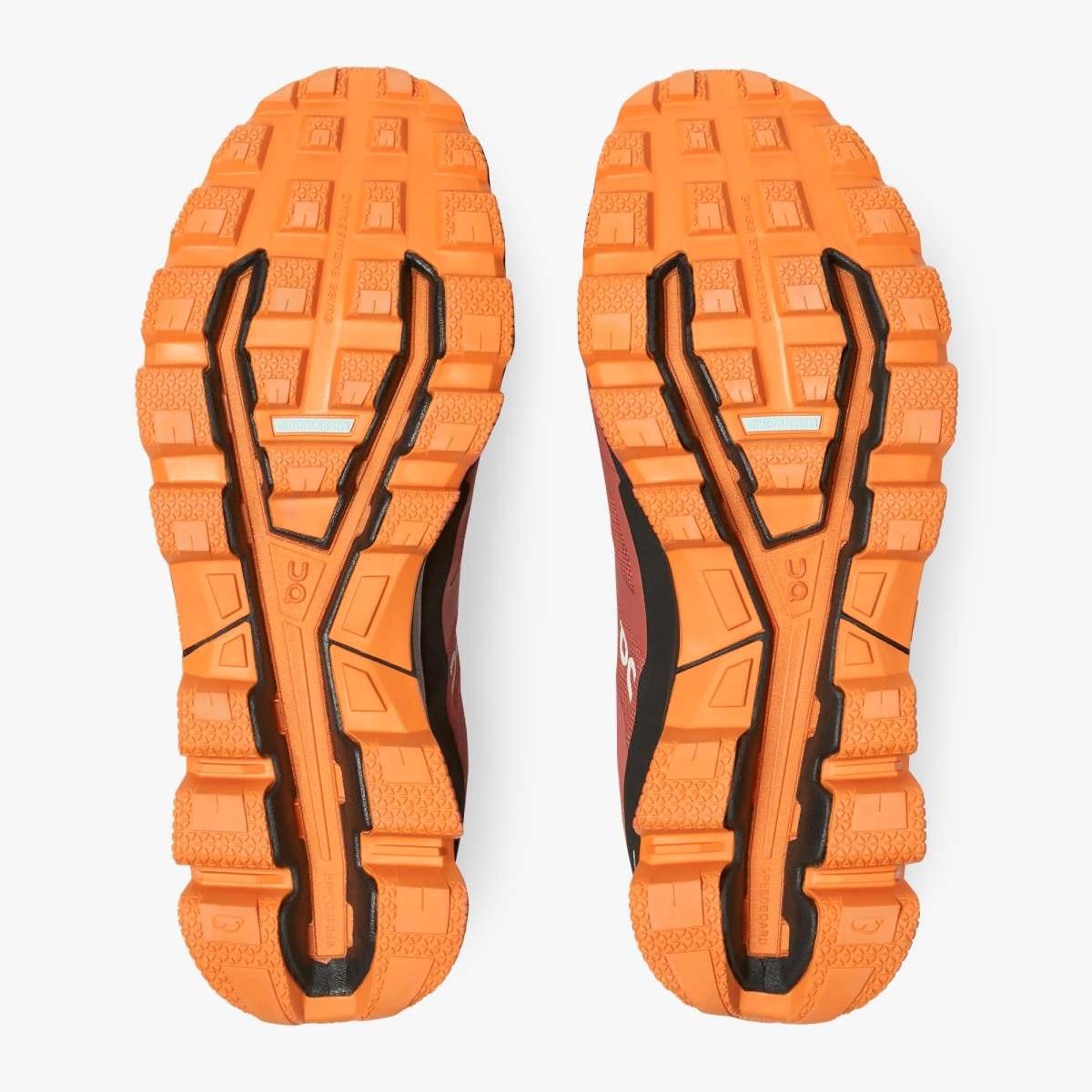 On Cloudventure Waterproof (rust/orange) Laufschuh Herren